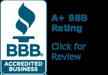 Shamrock Is A+ Rated By BBB